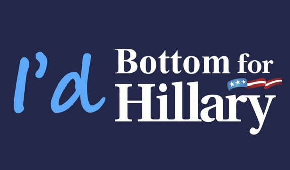 Quickly hillary clinton anal opinion
