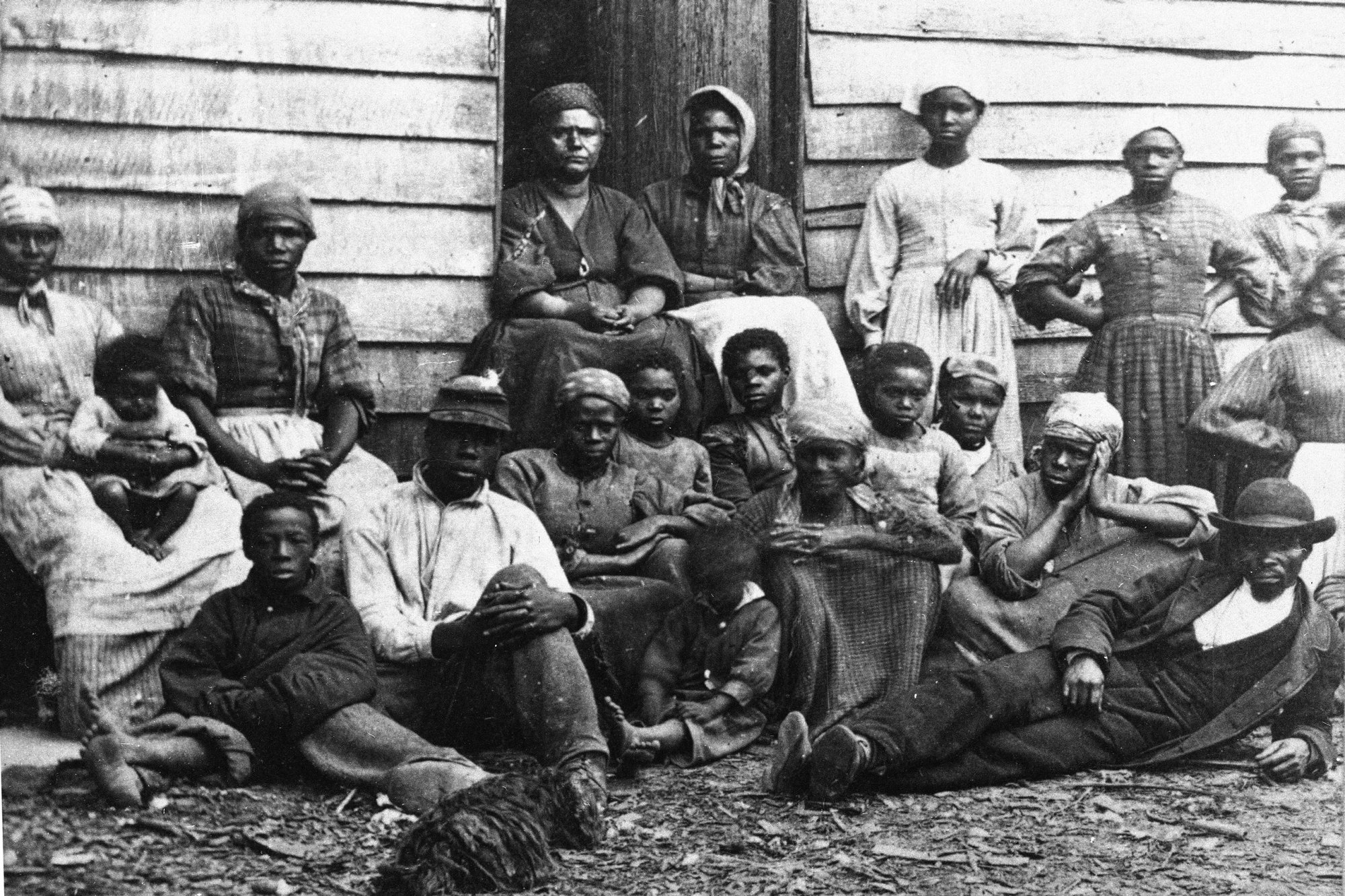a history of african american slavery African-american migrations—both forced and voluntary—forever changed the course of american history follow paths from the translatlantic slave trade to the new great migration.