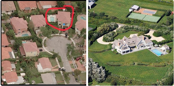 hillary clinton house picture of hillary clinton 39 house next to marco