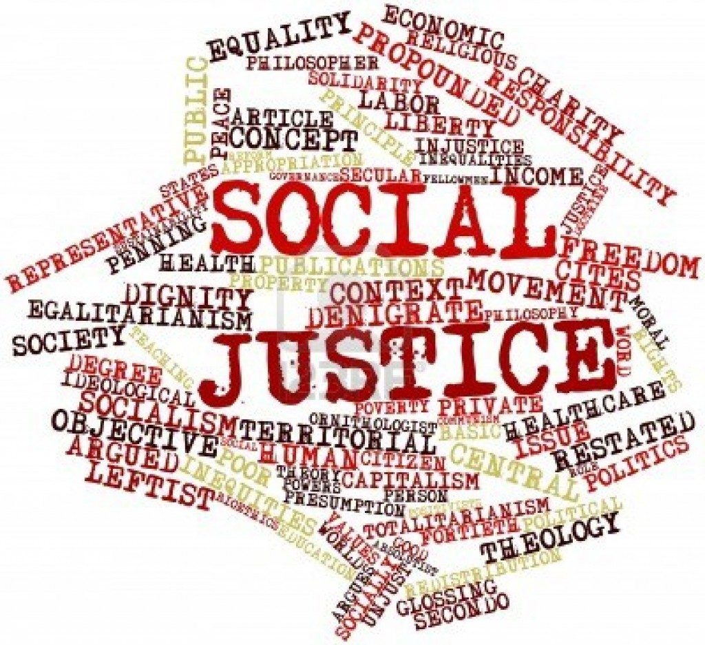 an overview of the idea of justice in society