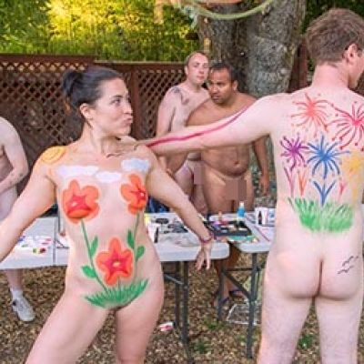 Nudist resorts in northern well understand