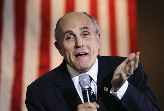 an introduction to the life of mayor rudolph giuliani