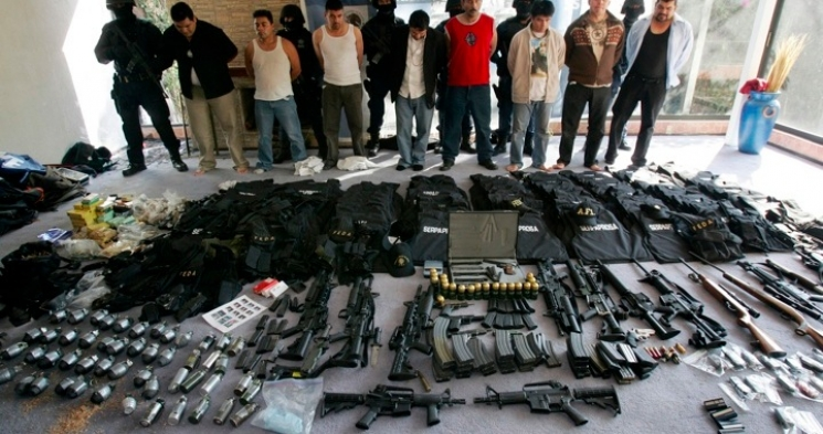 colombain drug cartels