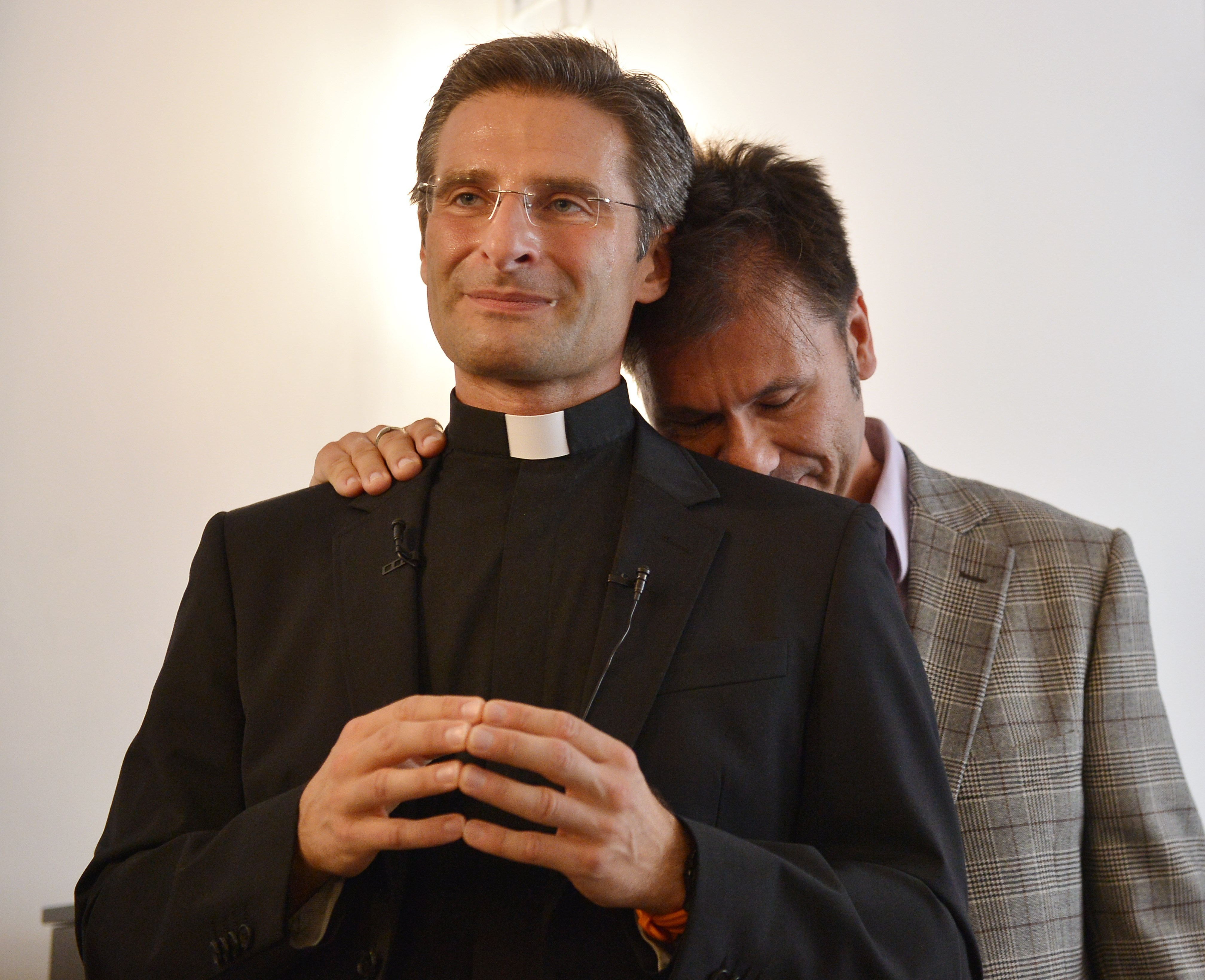 Homosexual priests naked images