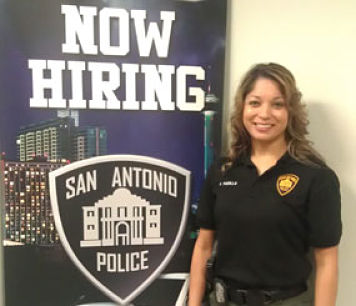 Paying $124,668 a year, San Antonio can't find enough cops |