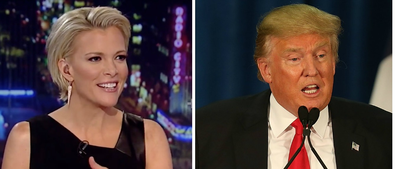 trump supporters send megyn kelly