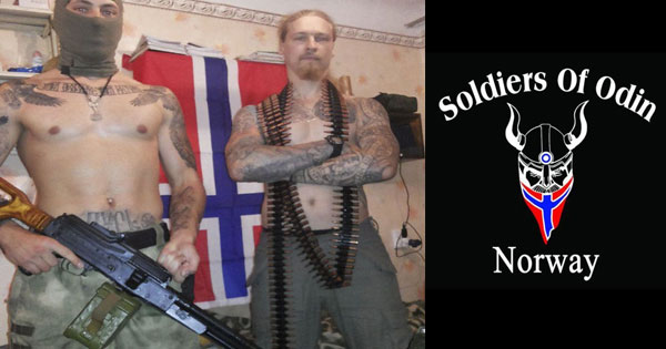 Soldiers Of Odin Are Not Exactly Altar Boys