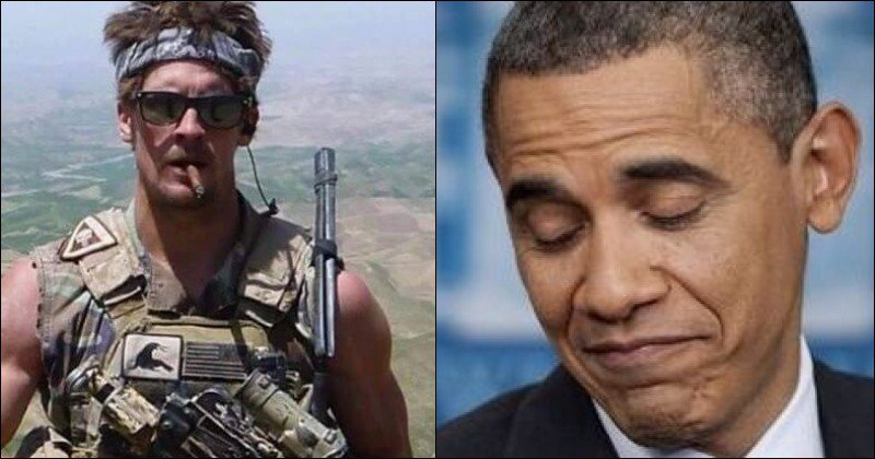 After Badass Navy SEAL Killed By ISIS, Here's How Obama Sh*t