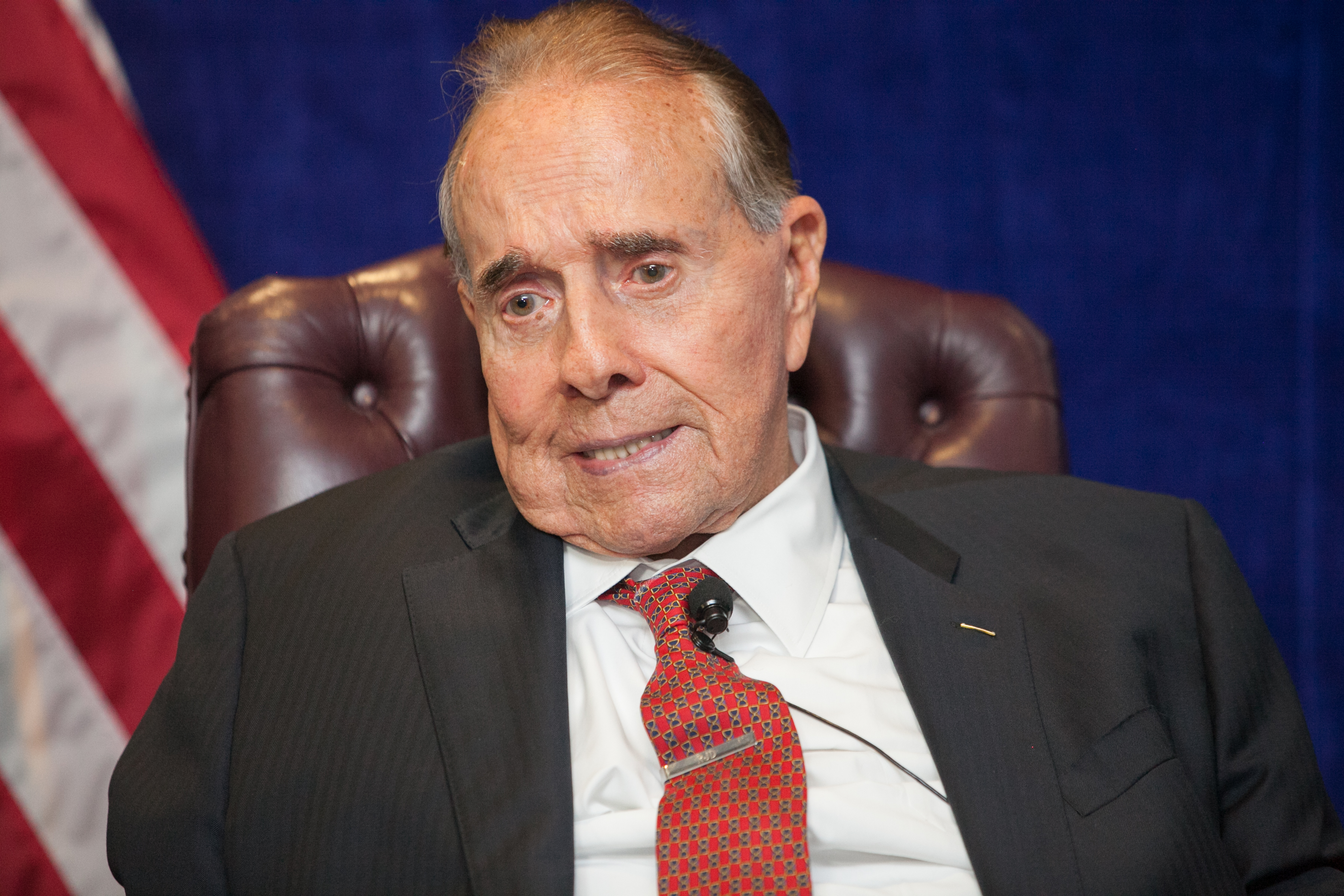 Bob Dole Urges GOP Unity And Pimps Newt Gingrich As VP Nominee ...