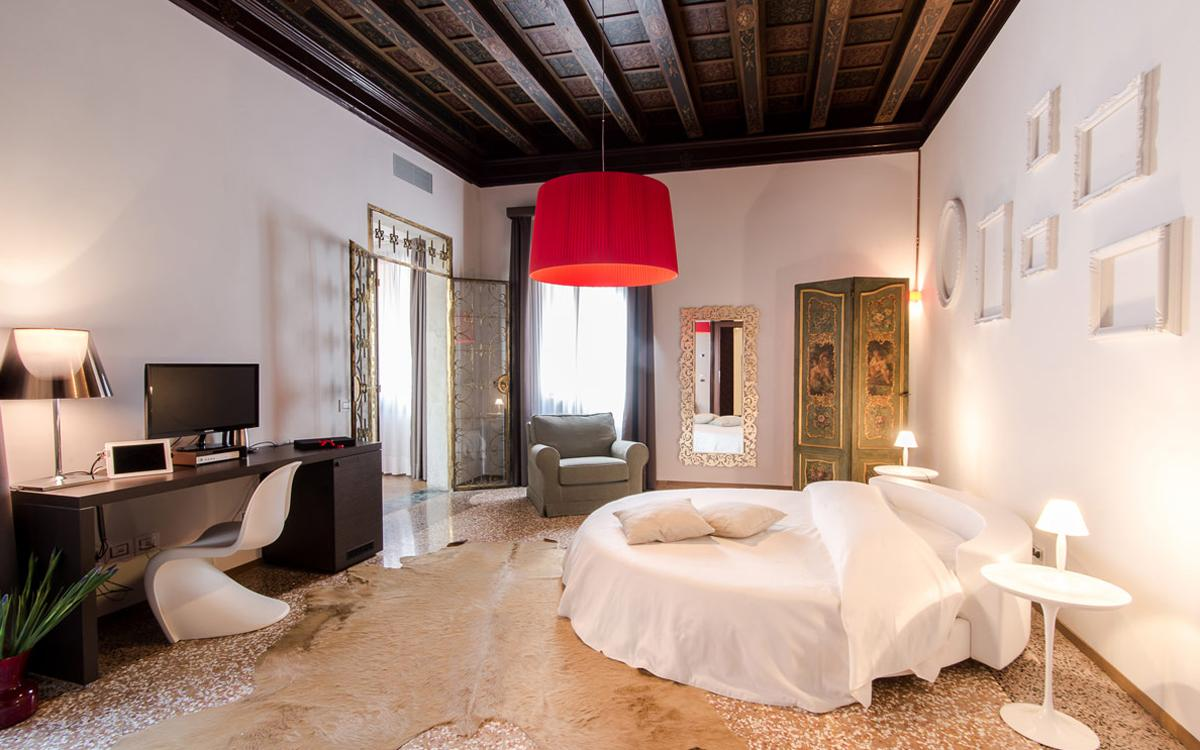 Top 10 the best boutique hotels in venice for Top boutique hotels 2016