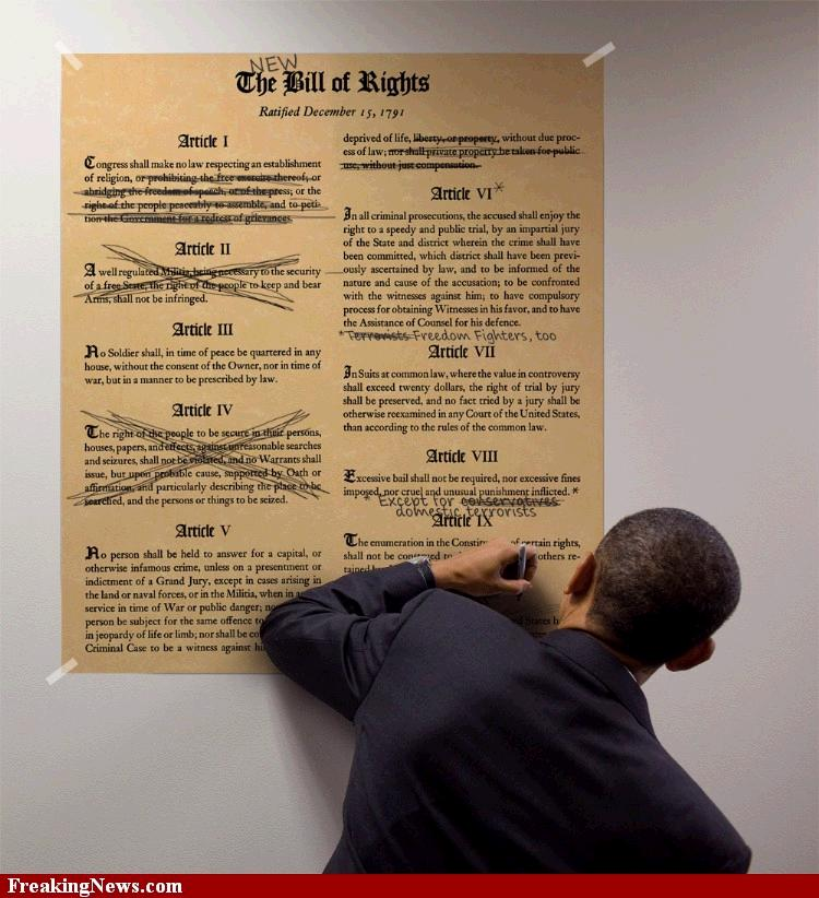 bill of rights and me