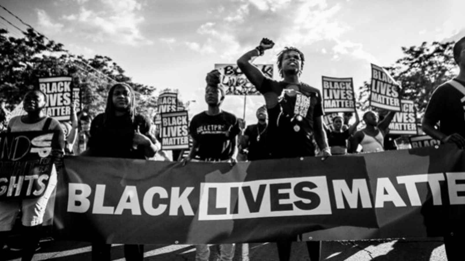 unfair policing of african americans and the black lives matter movement
