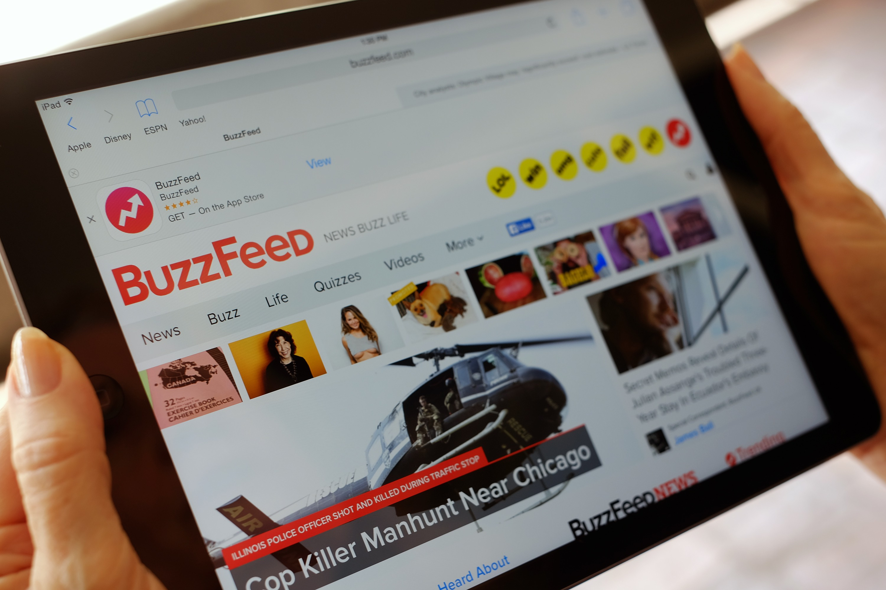 buzzfeed online dating