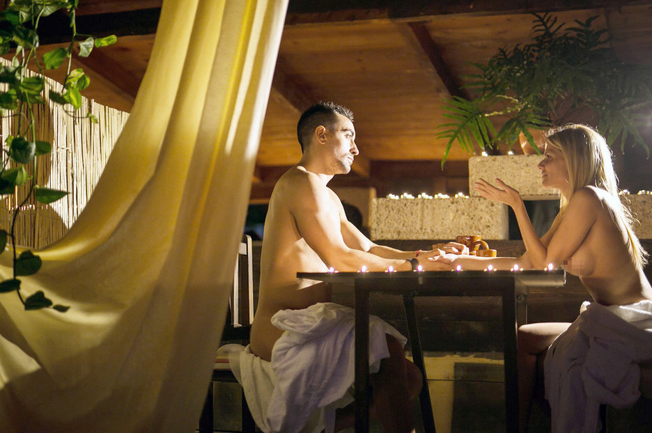 Naked Restaurant Opens In Spain Customers Can Eat Dessert Off Nude
