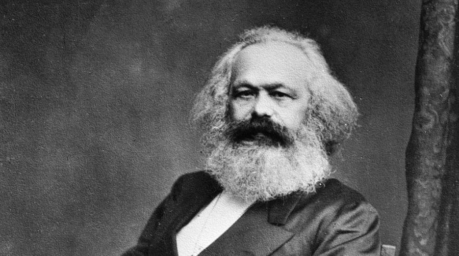 a biography of karl marx a philosopher and revolutionary socialist