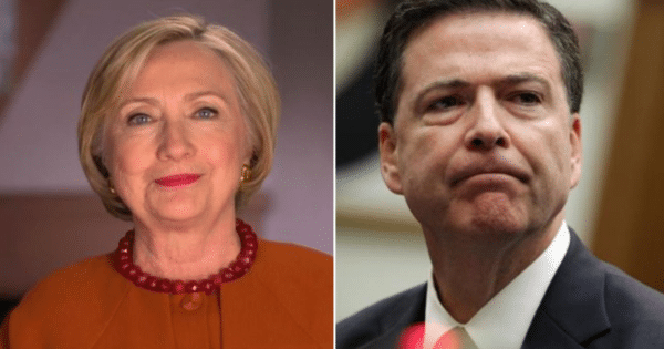 is comey connected to the clinton foundation