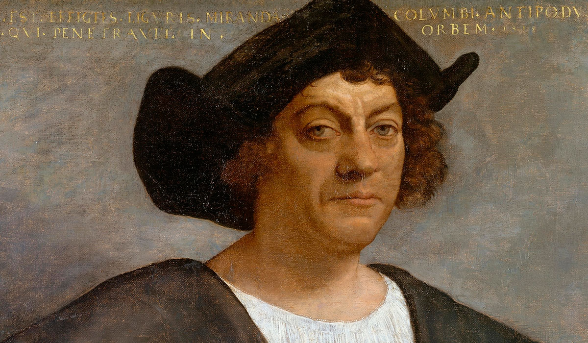 taking risks in leadership on the example of christopher columbus Yourdictionary definition and usage example retrieved may 19th, 2018, from .