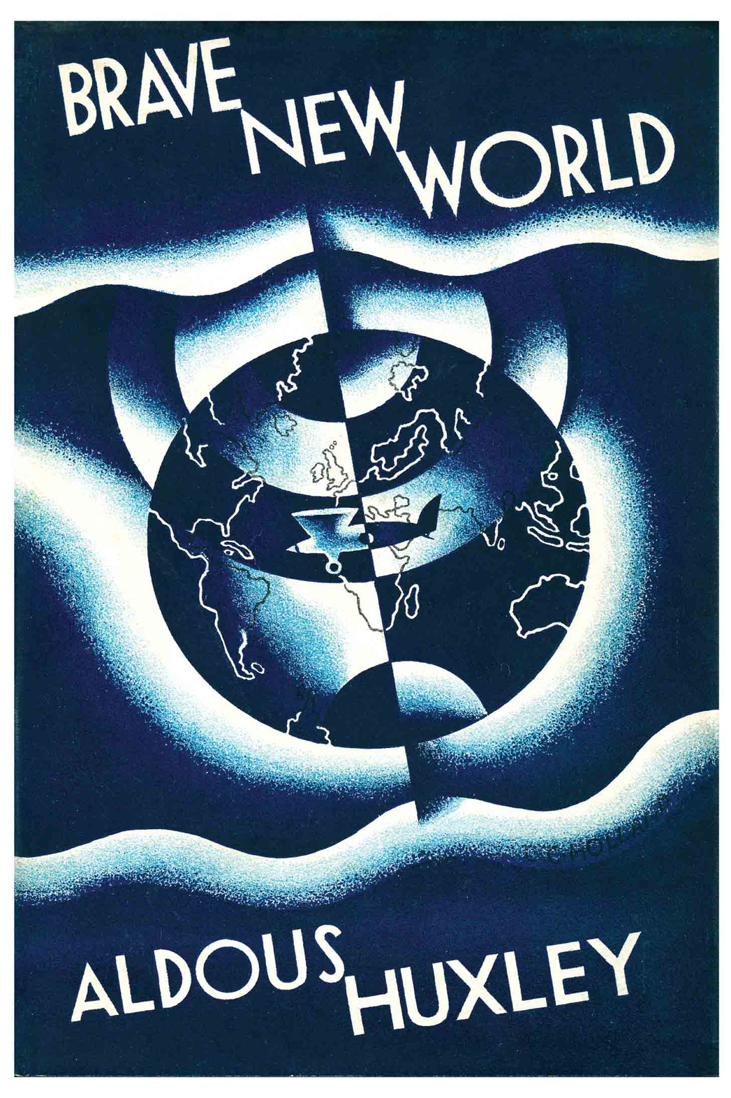 a literary comparison of a brave new world by aldous huxley and 1984 by george orwell